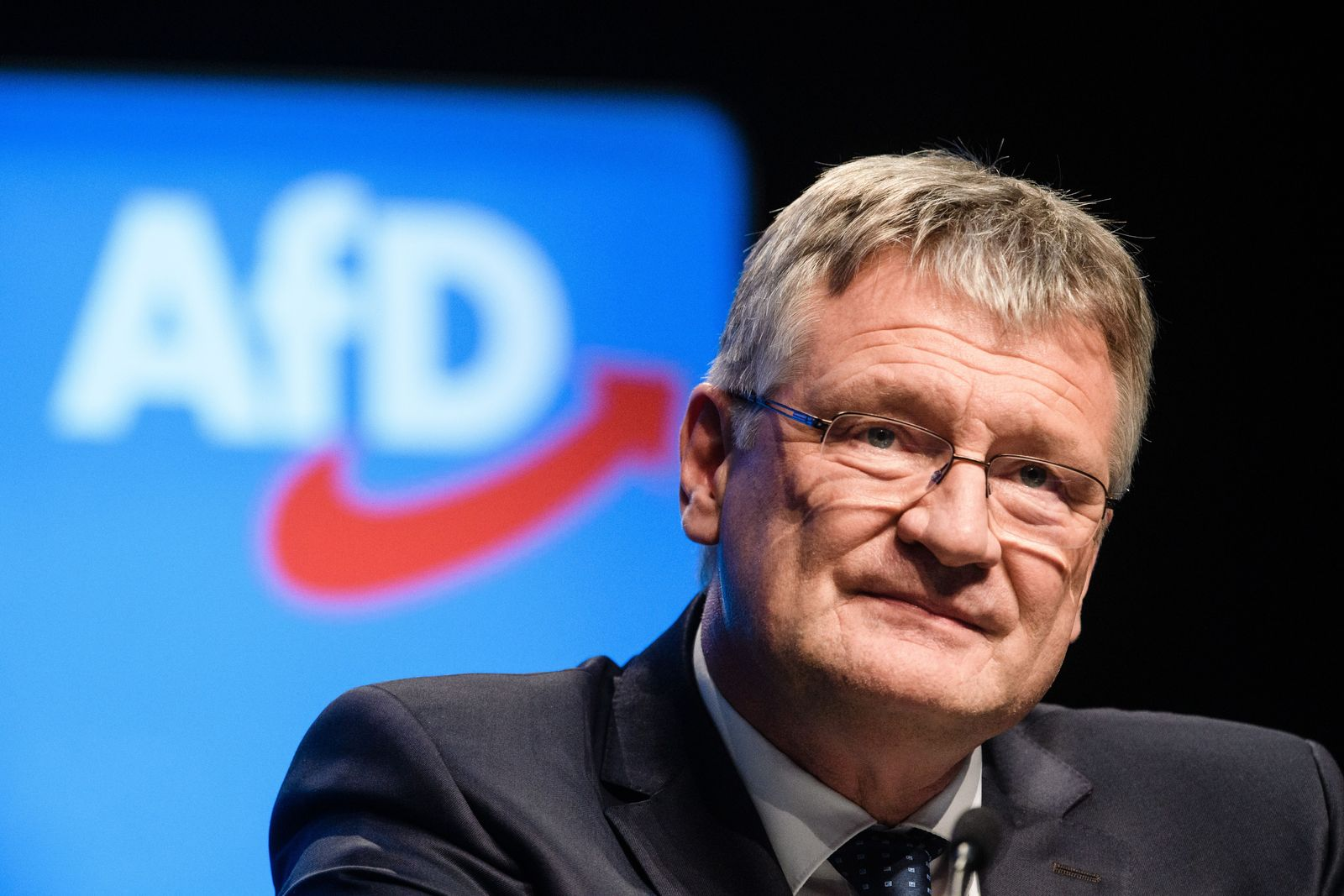 German AfD party convention in Brunswick, Germany - 30 Nov 2019