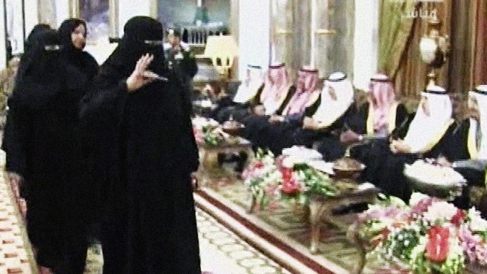 Neue Rätinnen in Riad