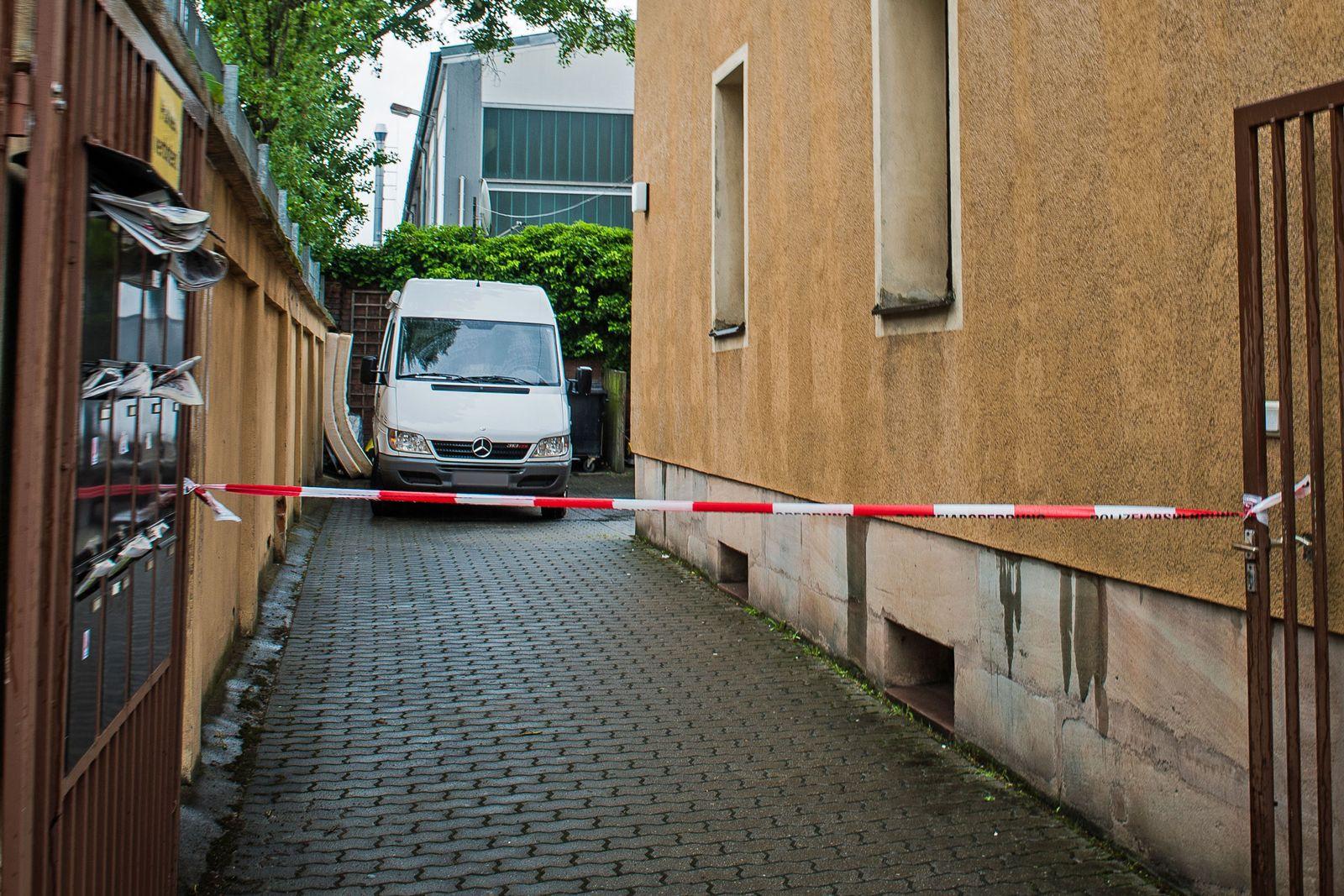 Mord an Prostituierten in Nürnberg