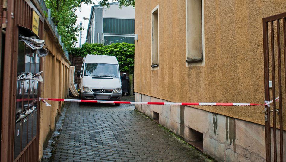 Tatort in Nürnberg am Pfingstmontag