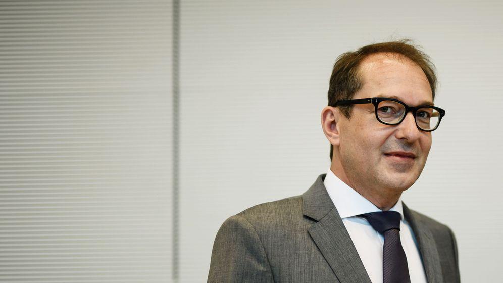 CSU-Politiker Dobrindt: Der Verwandler