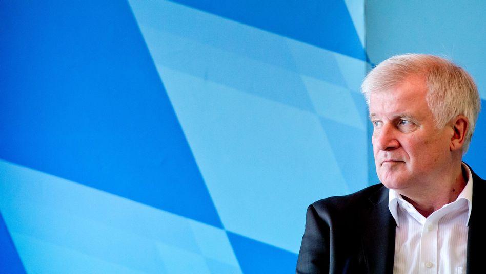 CSU-Chef Seehofer: Gefahr für die Kanzlerin
