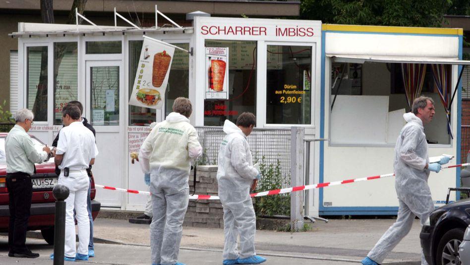 """Tatort in Nürnberg: """"Einer lang, der zweite kleiner"""""""