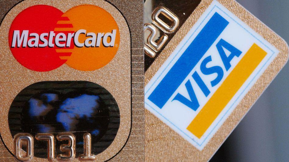 Kreditkarten: US-Anbieter wollen die Abrechnugsdaten auswerten