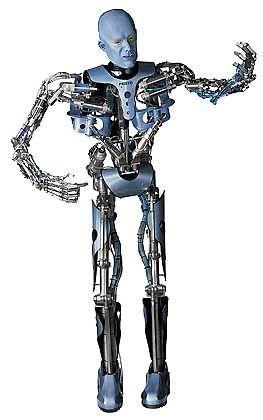 Tanzt gern zu Rockmusik: Roboter TronX
