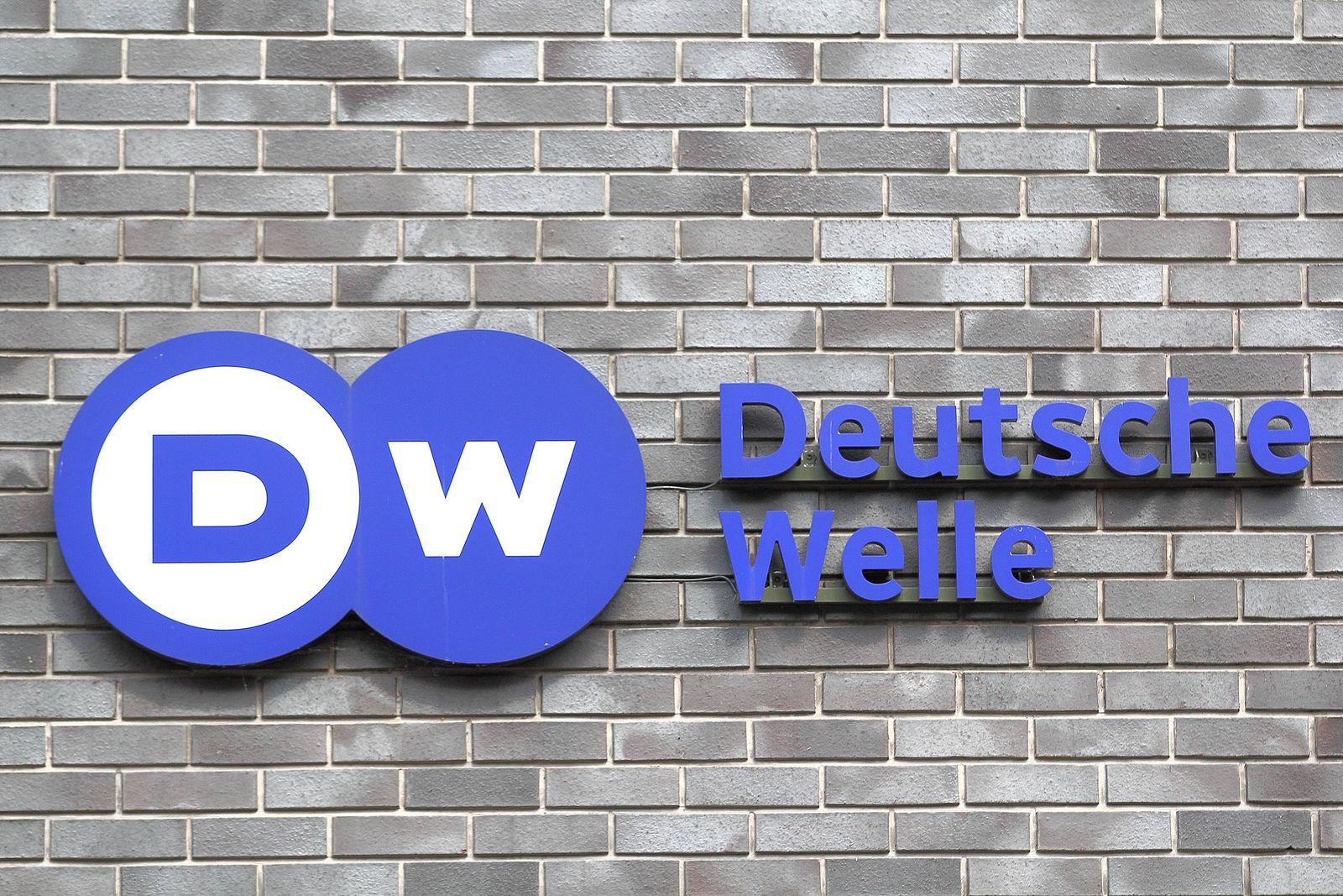 EINMALIGE VERWENDUNG Deutsche Welle Berlin