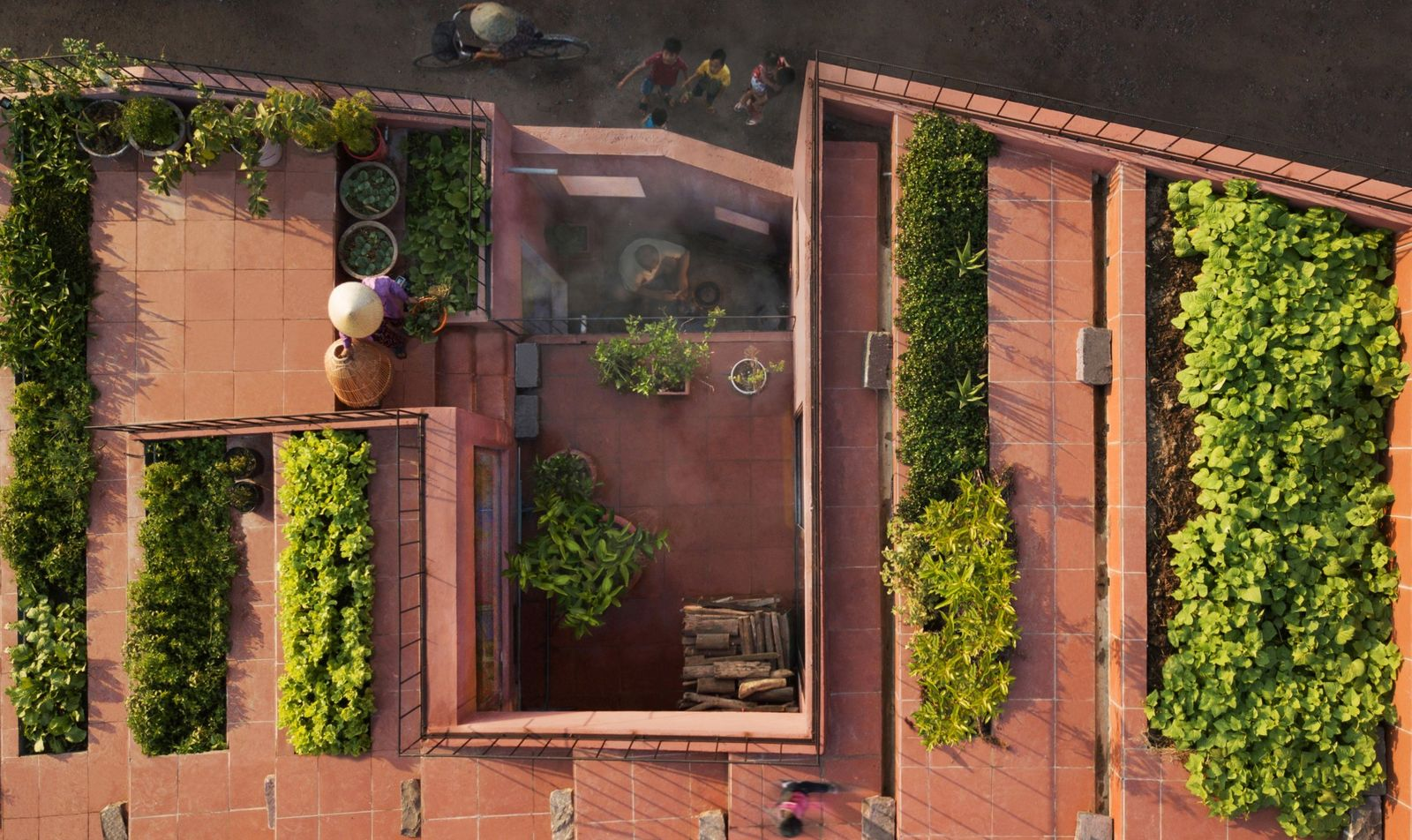 Dezeen Awards 2020 Red Roof by TAA Design