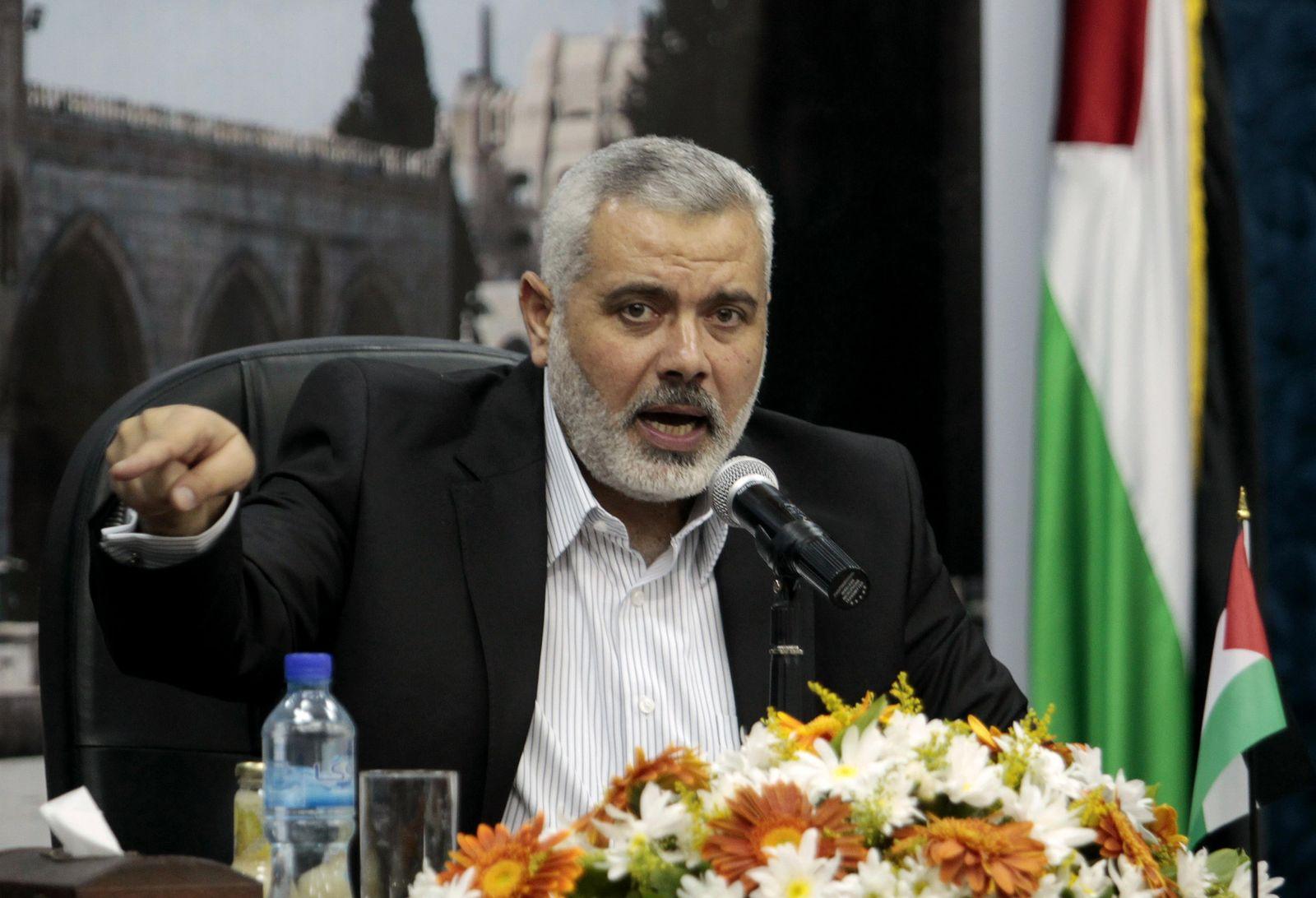 Ismail Hanija / Hamas