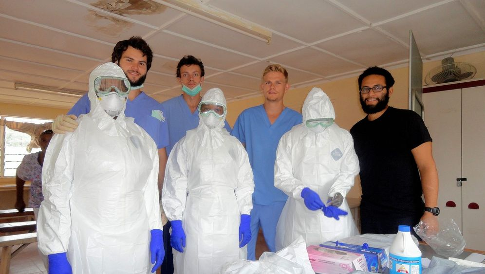 Lernen im Ebola-Gebiet: Tropenmedizin aus nächster Nähe