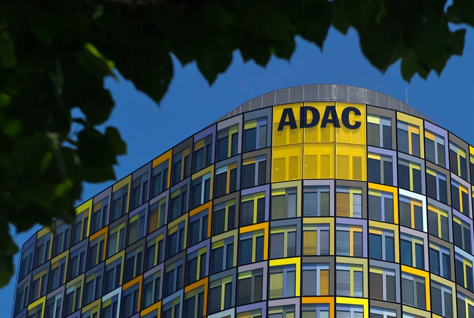 EINMALIGE VERWENDUNG ADAC / Zentrale / München