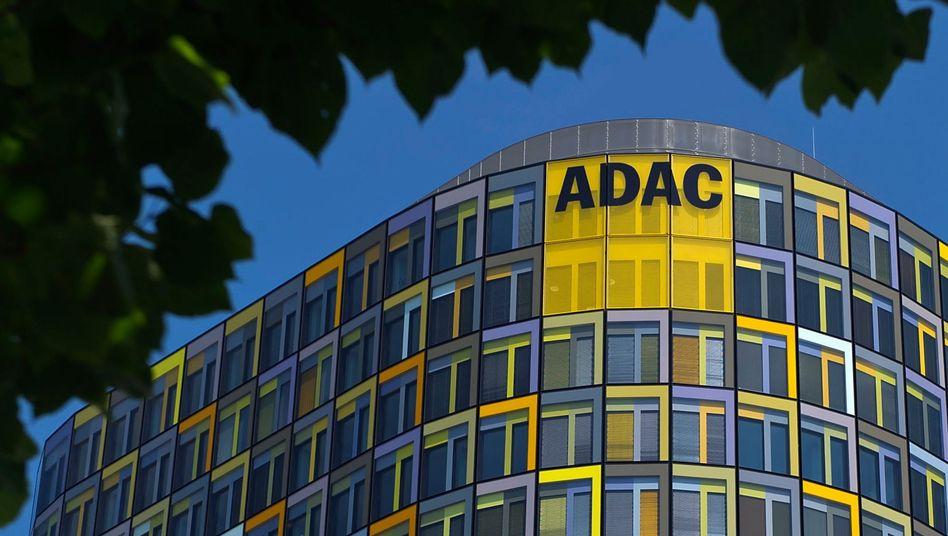 ADAC-Zentrale in München: Verweis auf die regionale Souveränität der Bezirke