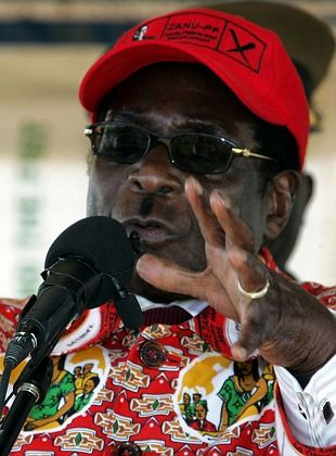 Robert Mugabe will hold onto power, by any means necessary.