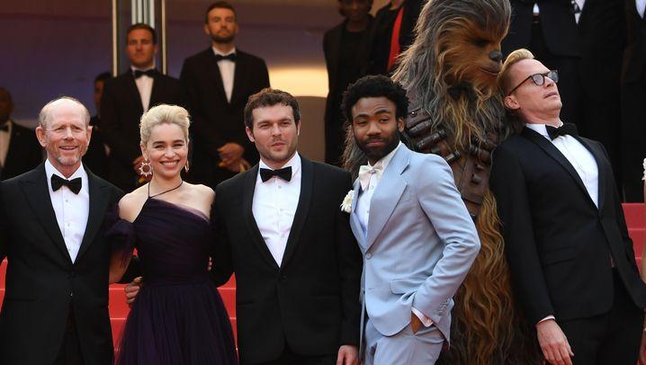 """Neuer """"Star Wars""""-Film: Die Macht von Cannes"""