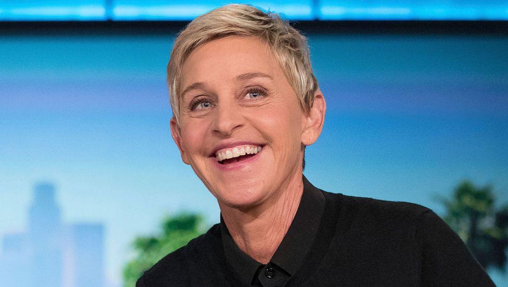 Ellen DeGeneres über Baby Archie: Ein perfekt runder Kopf