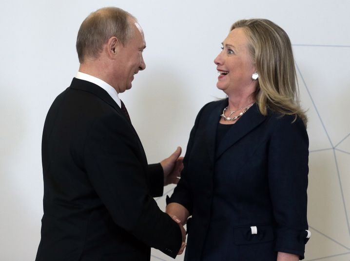 Putin, Clinton (2012)
