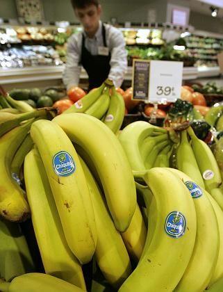 Chiquita-Bananen in US-Geschäft in Ohio: Geld an linke und rechte Gruppen