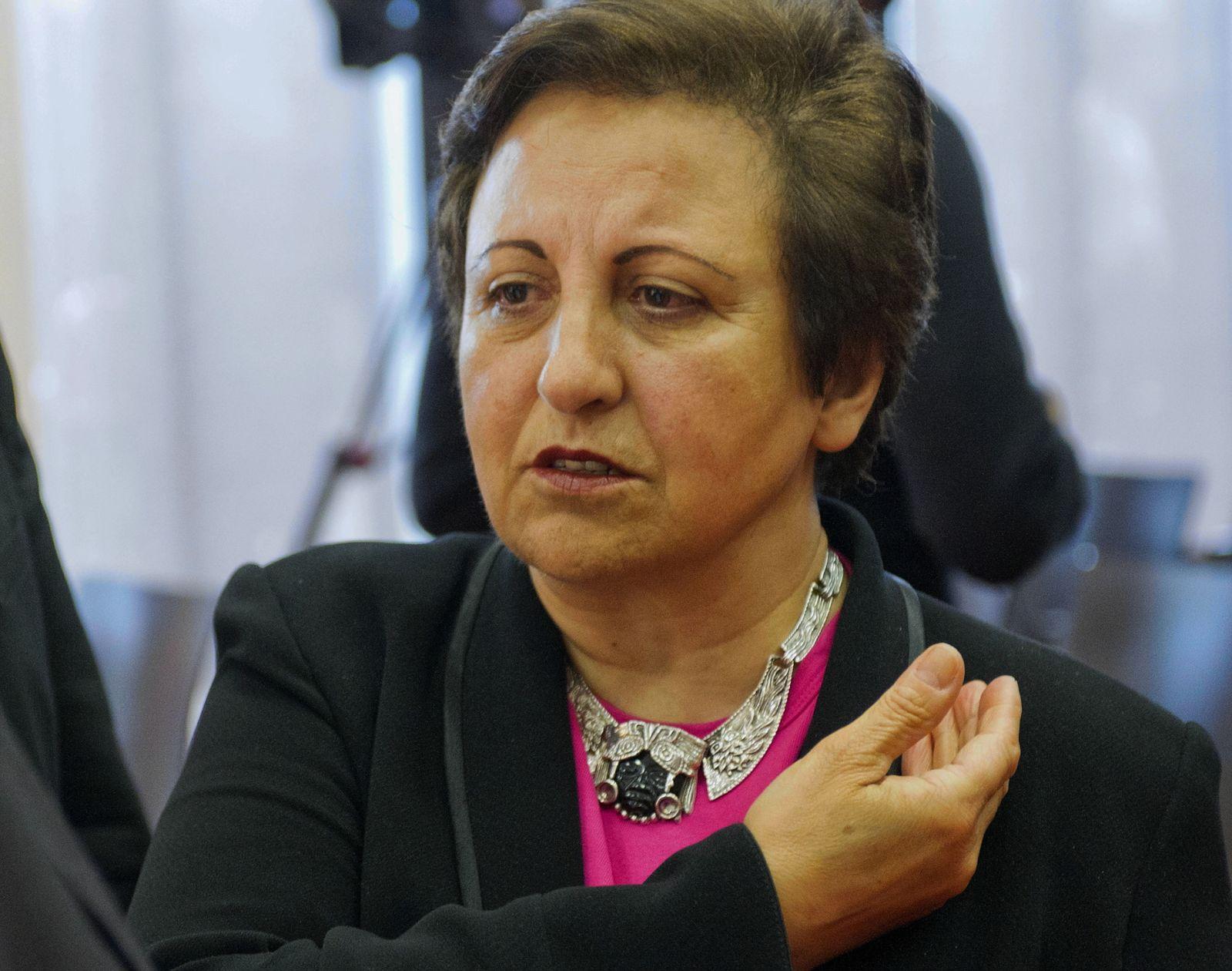 NICHT VERWENDEN Schirin Ebadi
