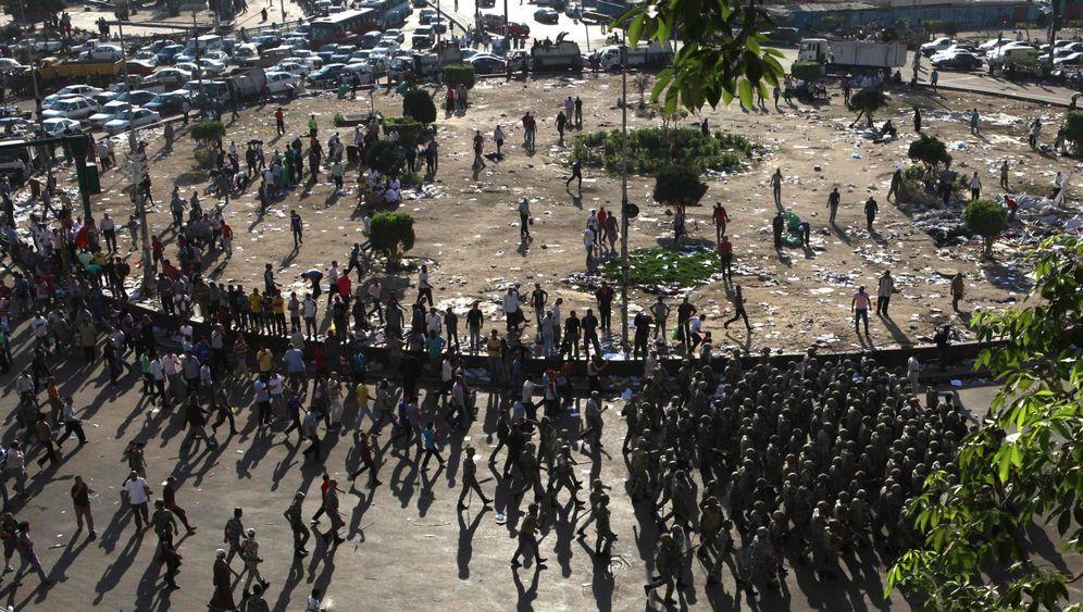 Ägypten: Letzte Demonstranten vom Tahrir-Platz verjagt