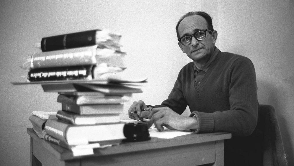 """""""Eichmanns Ende"""": Massenmord als Lebenswerk"""