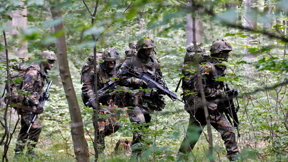 Bundeswehr-Freiwillige in Schwarzenborn: Beliebter sind die Wohlfahrtsverbände