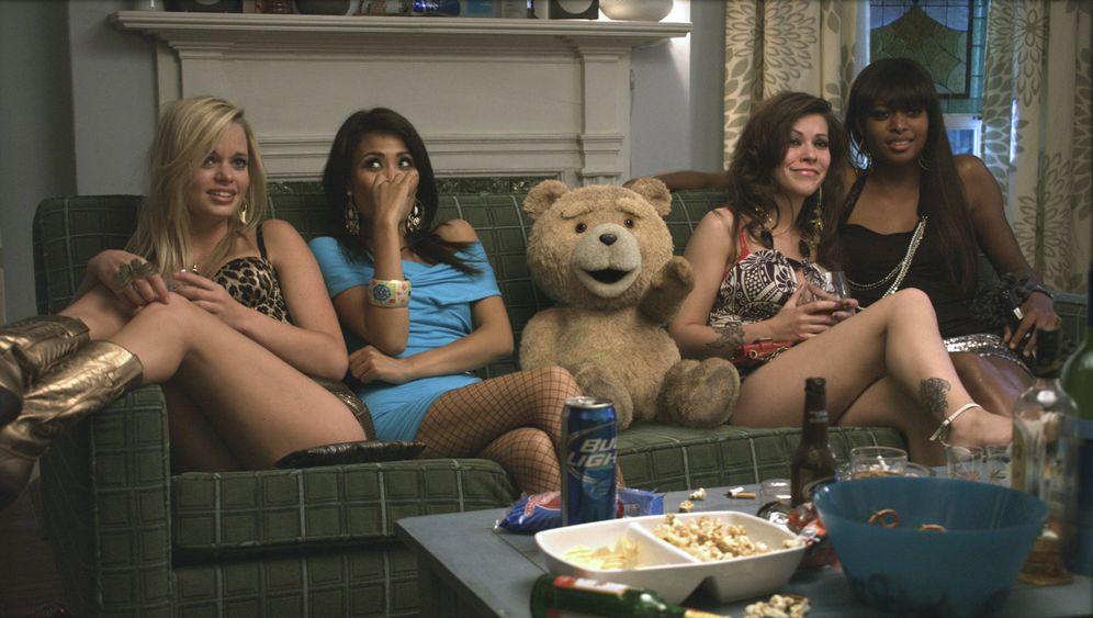"""Kuscheltier-Klamotte """"Ted"""": 30 Zentimeter pure Potenz"""