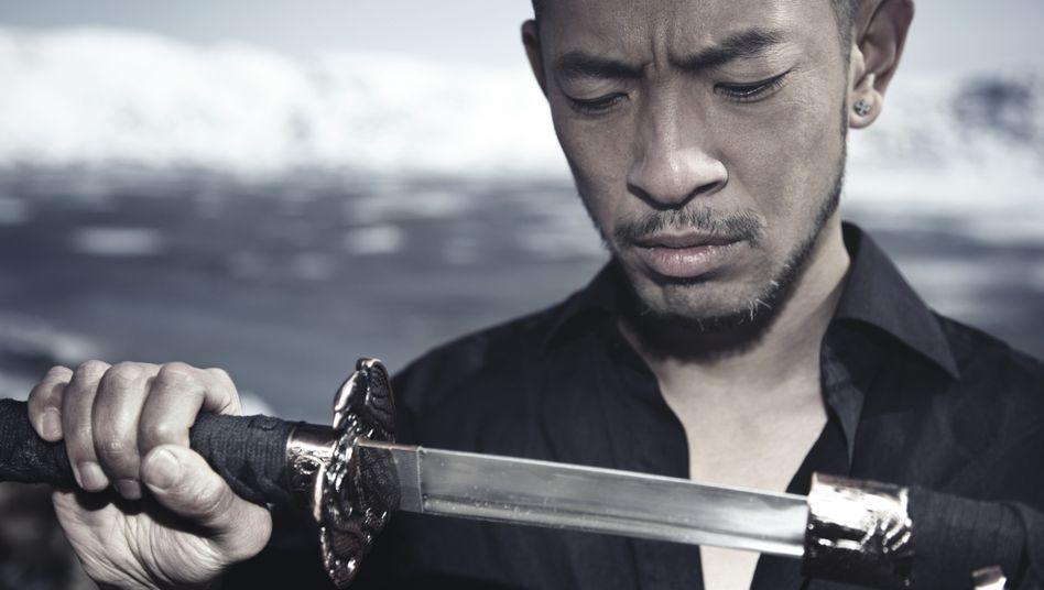 Vorsicht, Samuraischwert!