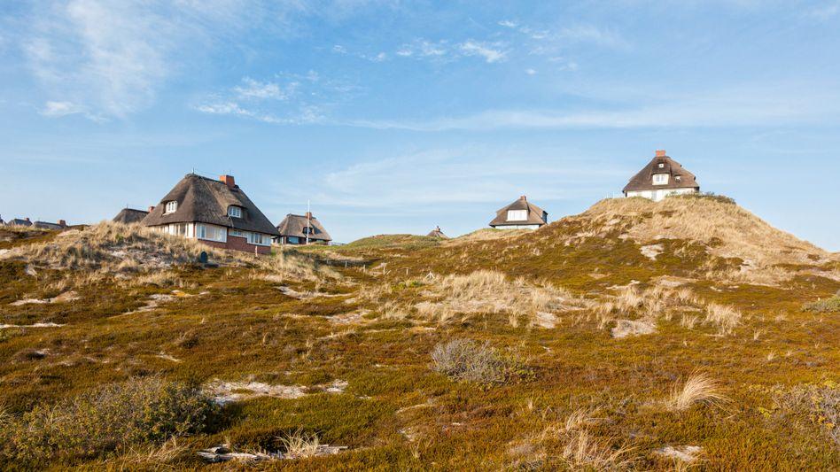 Ferienhäuser auf Sylt: Der Wunsch nach einem Rückzugsort ist in der Pandemie gestiegen