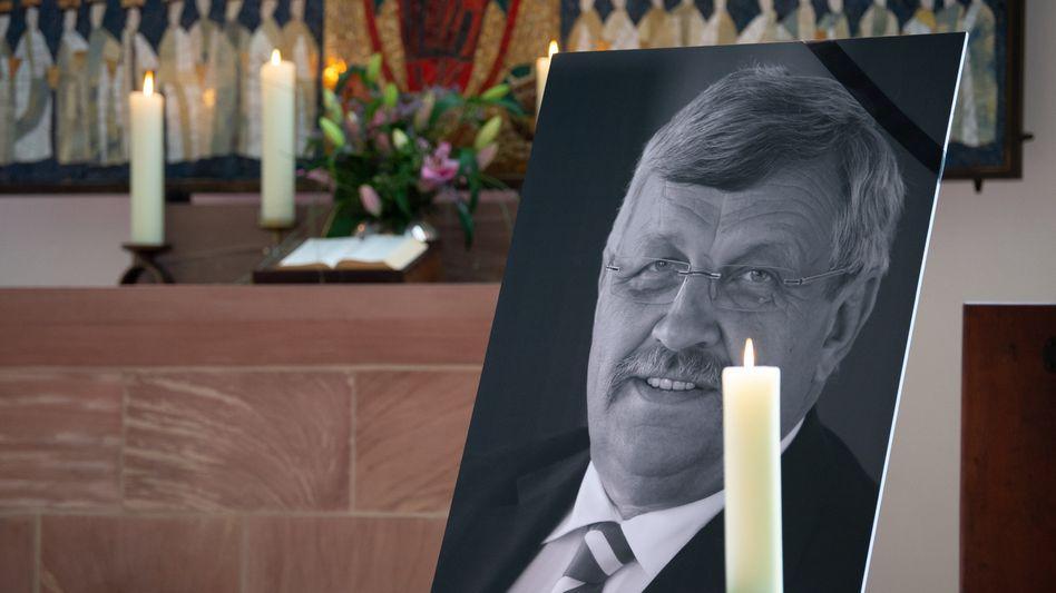 Gedenken an Walter Lübcke: Der CDU-Politiker wurde am 2. Juni ermordet