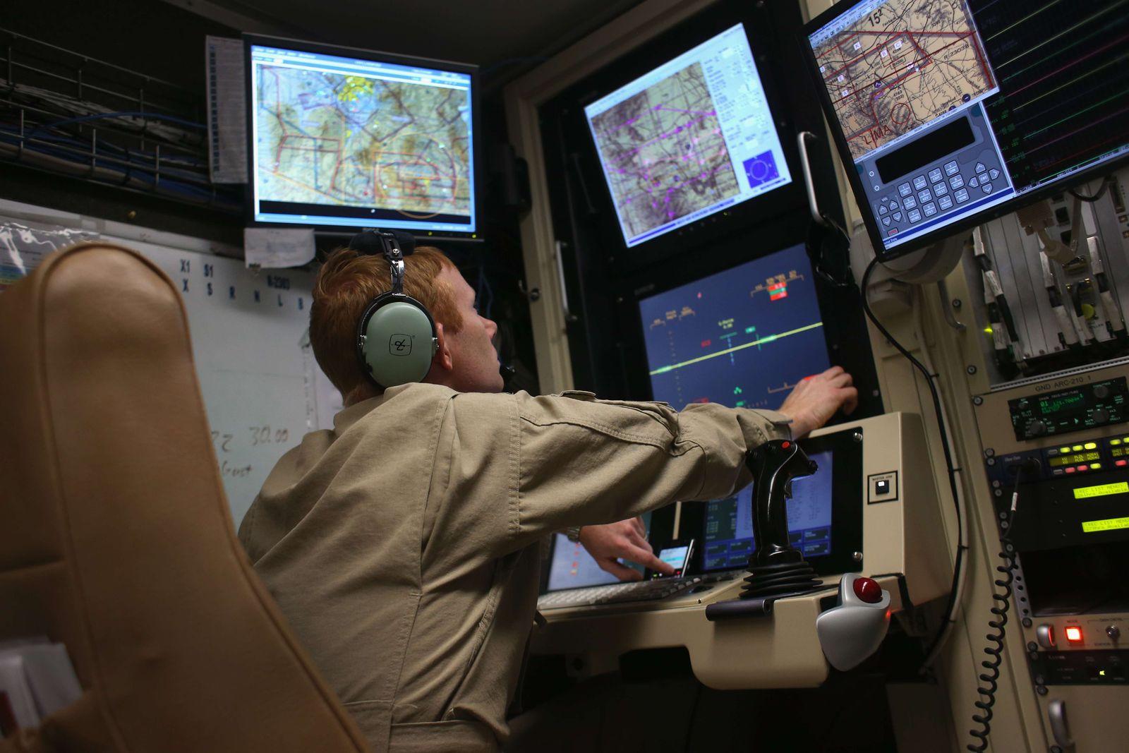 USA Drohnen Überwachung