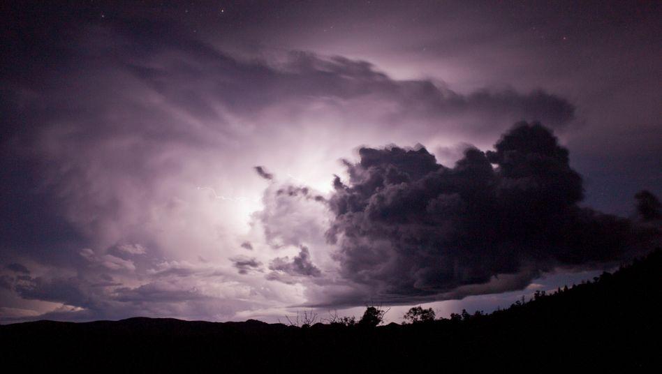 Gewitter über Australien: Spektakulär und gefährlich