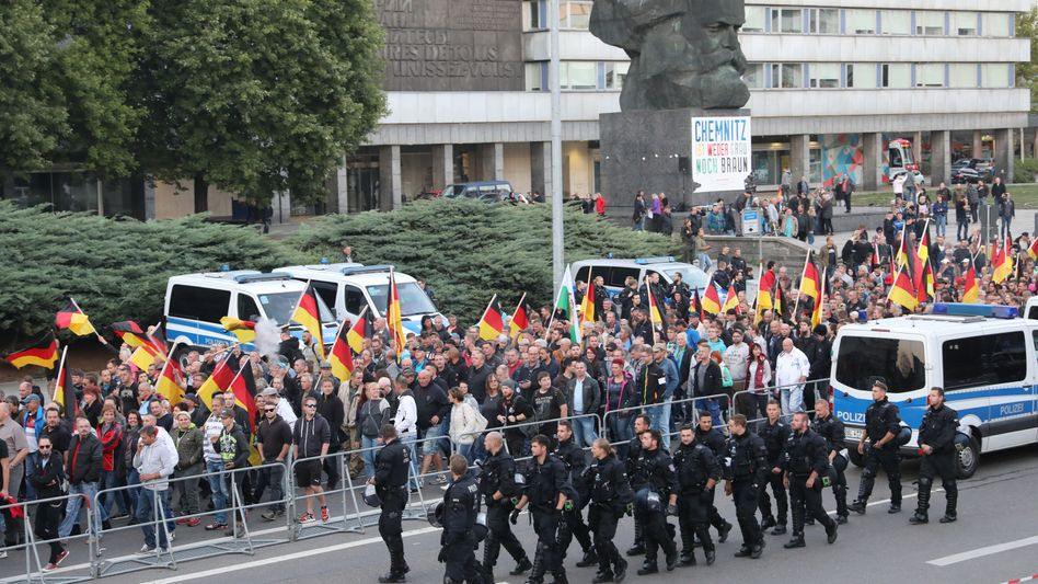 """""""Pro Chemnitz""""-Demonstration am 14.09.2018"""