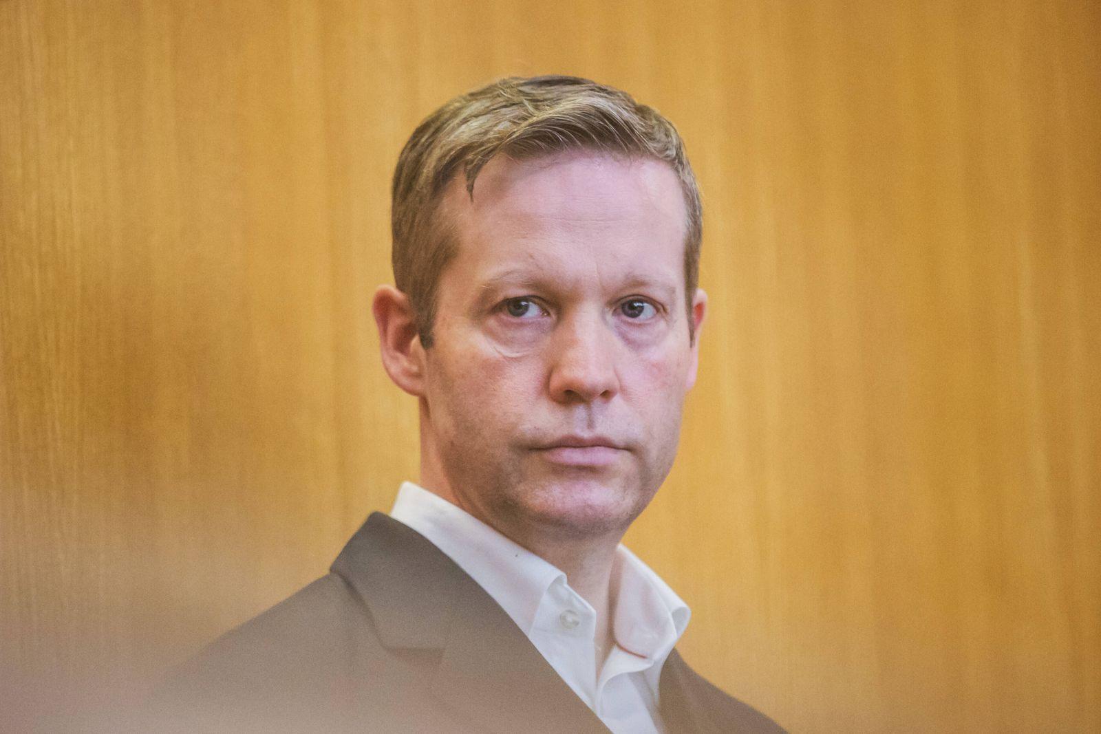 18.06.2020, xblx, deloka, emonline, delahe, Prozess: Tod von Dr. Walter Luebcke (Walter Lübcke), Angeklagter Stephan Er