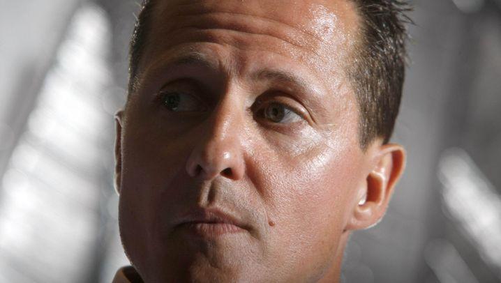 F1-Legende Schumacher: Zwischen Überschlag und überholen