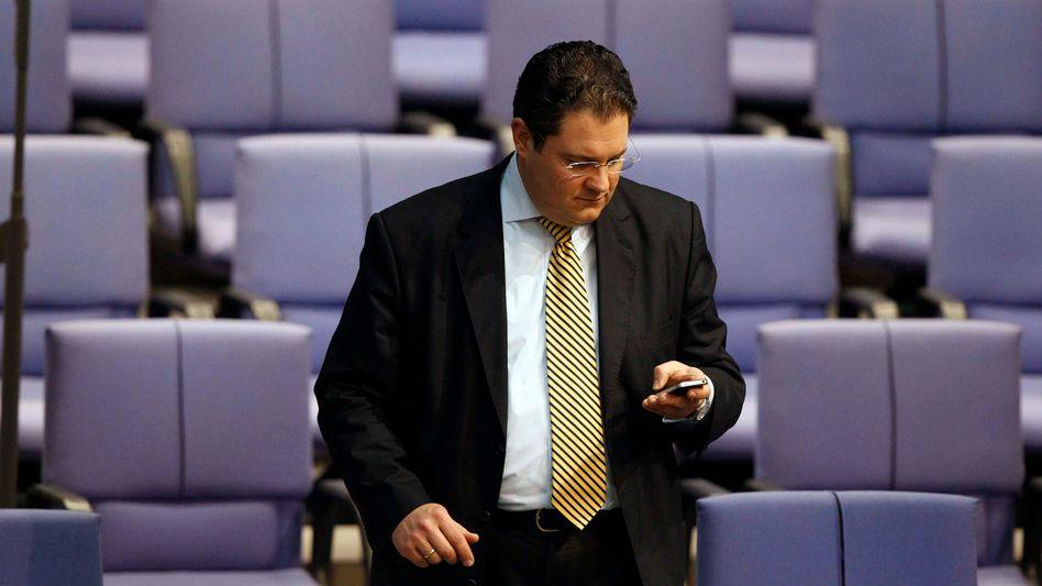 Patrick Döring: Der designierte FDP-Generalsekretär hat schon Ärger am Hals