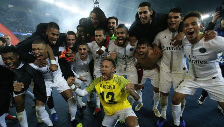 PSG vs Liverpool: Tuchels großer Abend in Paris