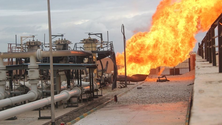 Explosion an ägyptischer Pipeline, die Israel beliefert (2011): Mehrfach Sabotageakte
