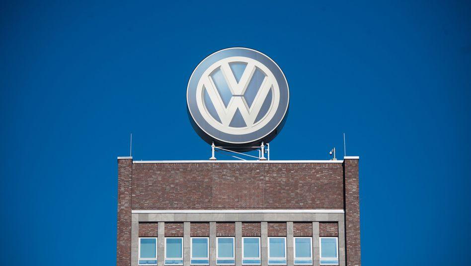 Volkswagen in Wolfsburg