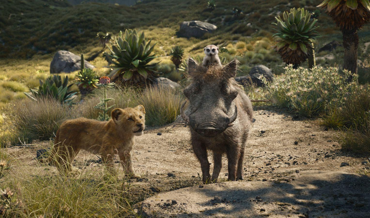 König der löwen film dauer