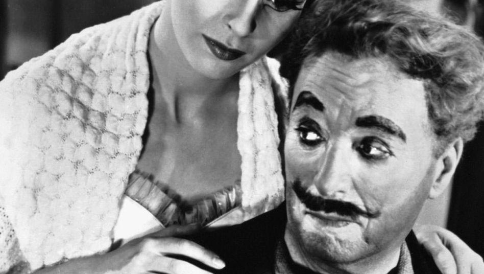 """Charlie Chaplin als trauriger Clown in """"Limelight"""": Romanvorlage erscheint"""