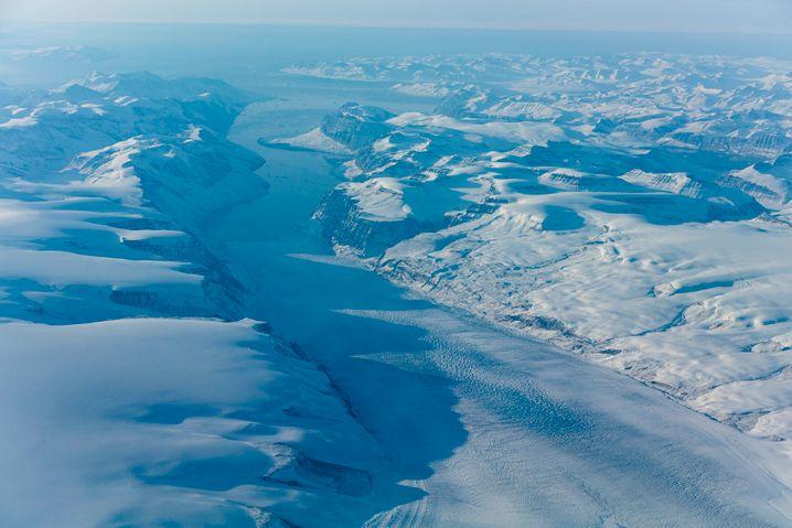 Westküste Grönlands im Oktober 2019: Ewiges Eis?
