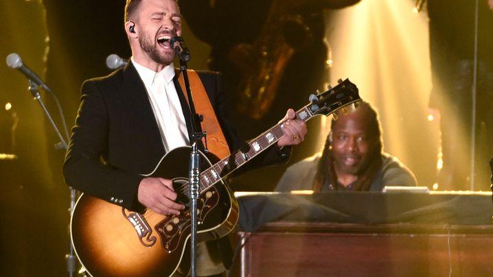 Justin Timberlake: Super-Bowl-Vorbereitungen