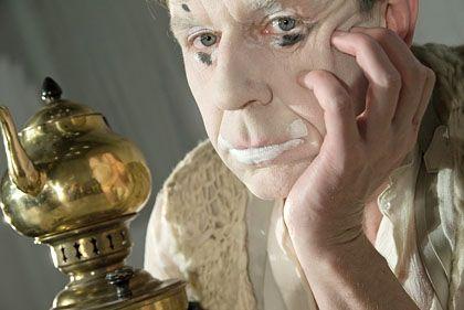 Jörg Pose als Wanja: Verdruss kann auch komisch sein