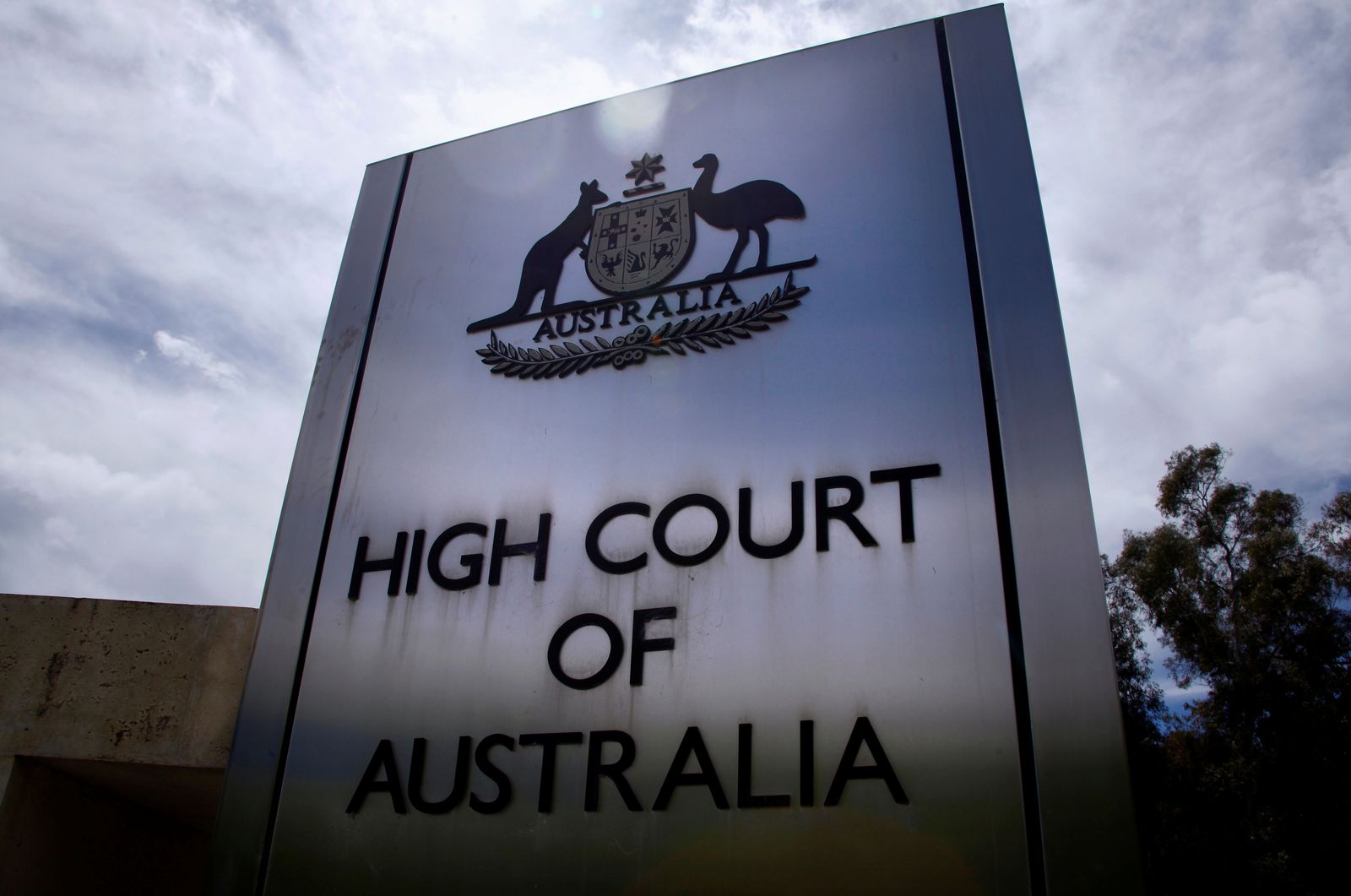 High Court of Australia/ Canberra