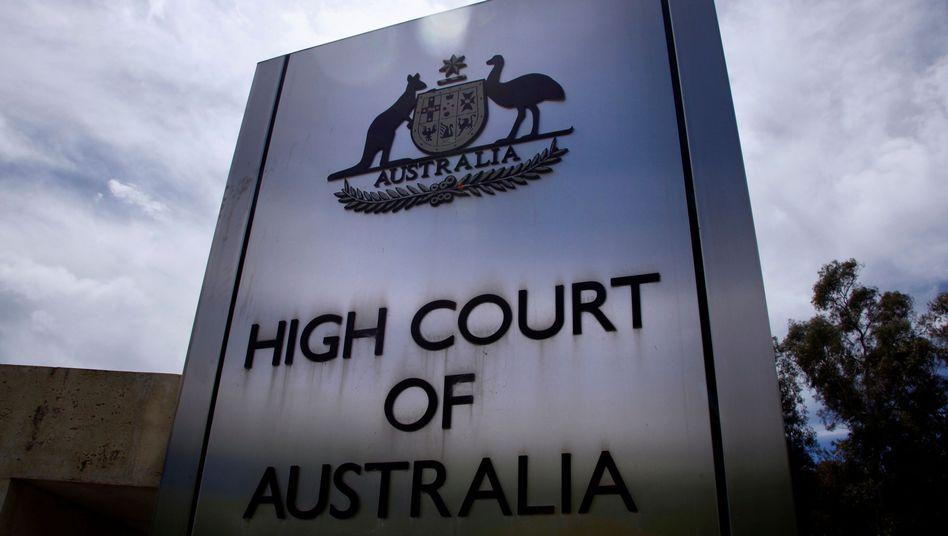 Der oberste Gerichtshof in Australien hat entschieden: Dass die Frau entlassen wurde, war rechtens