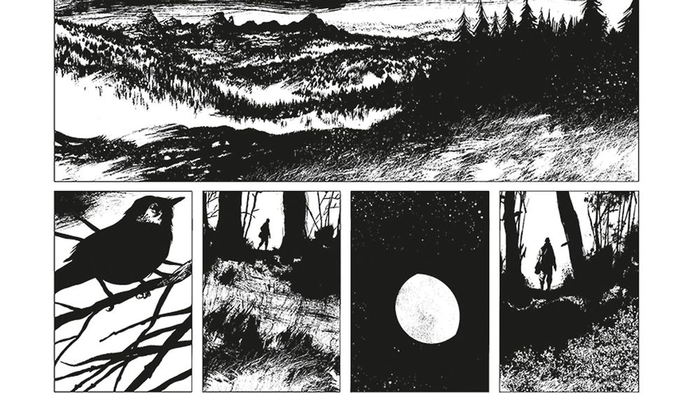 """Graphic Novel """"Brodecks Bericht"""": Das Töten der Anderen"""