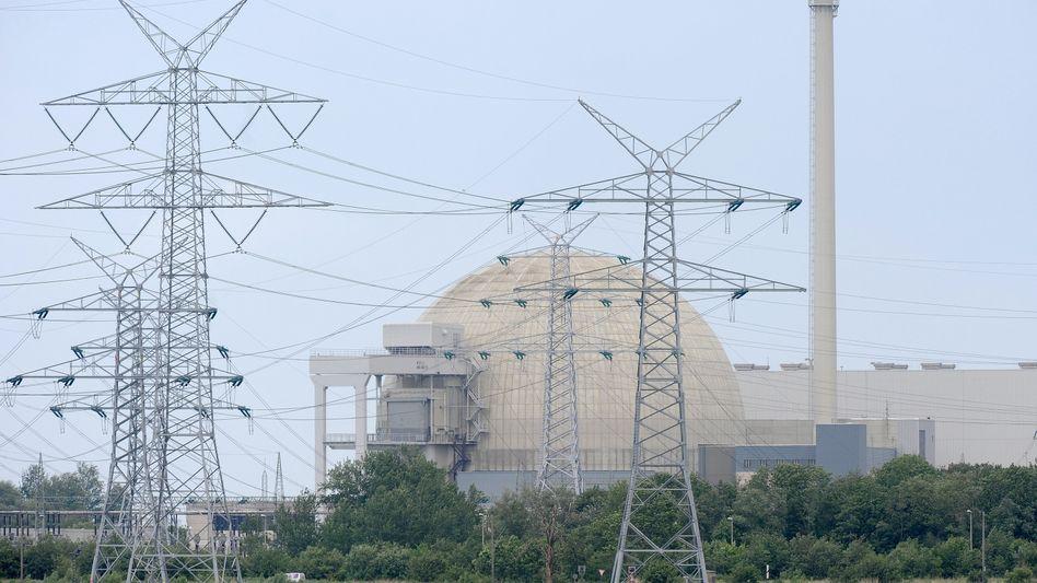 Atomkraftwerk Unterweser: CDU-Haushälter schätzen Ausstiegskosten auf 40 Milliarden Euro