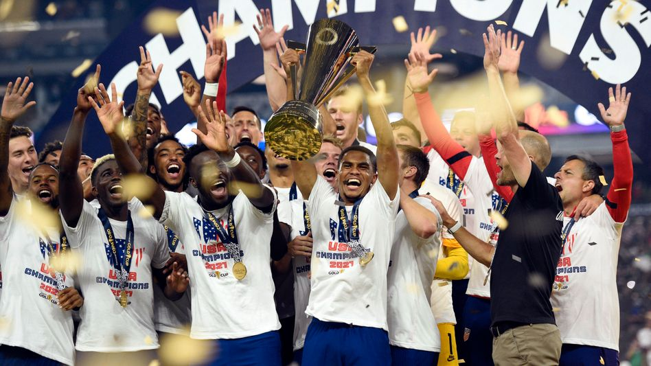 Das US-Team hat den Gold Cup für sich entschieden