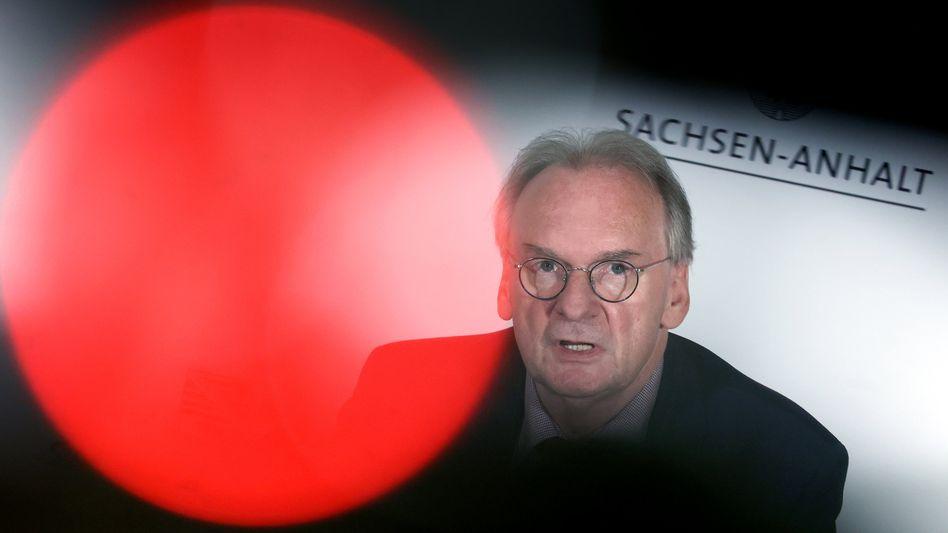Sachsen-Anhalts Ministerpräsident Reiner Haseloff: Kann er weiterregieren?