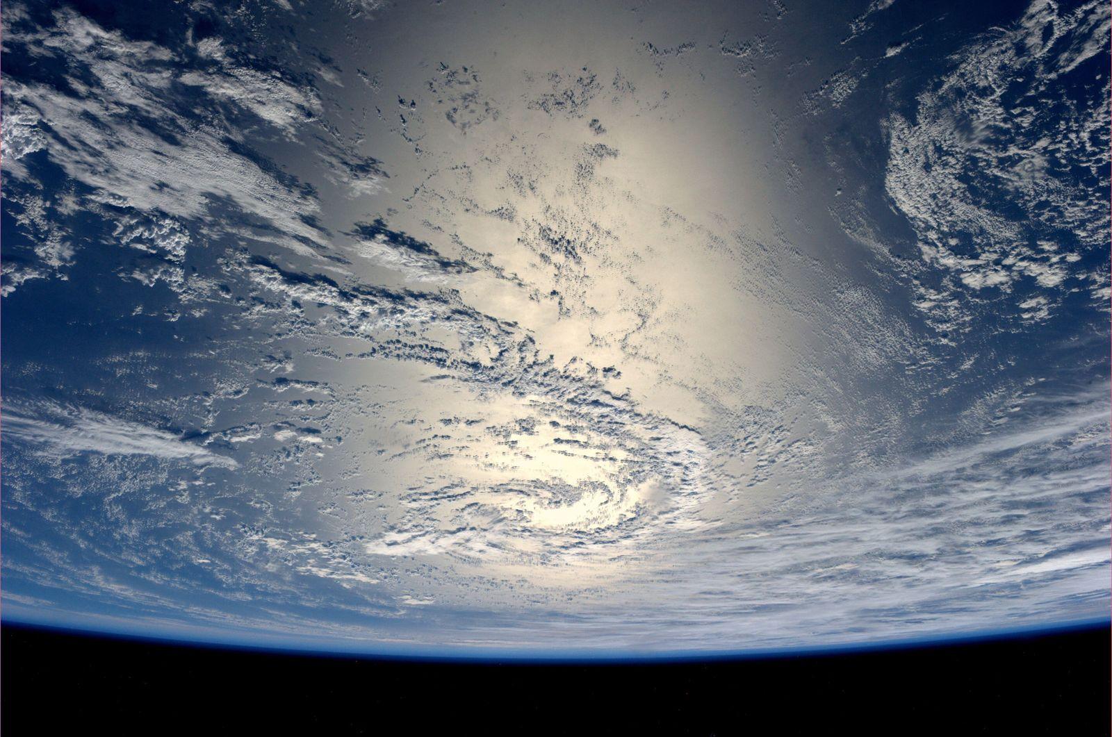 German Astronaut Alexander Gerst Aboard The International Space Station