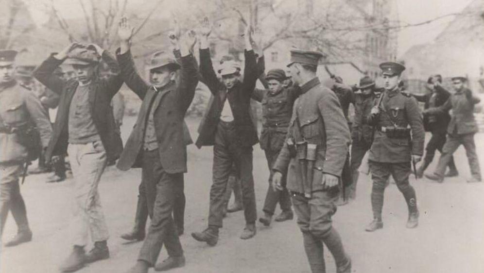 »Märzaktion« der Arbeiterbewegung 1921: »Die Waffe bringt die Entscheidung«
